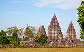 Hinduskie świątyni prambanan — Zdjęcie stockowe