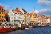 Nyhavn — Foto de Stock