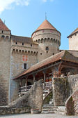 Chateau de Chillon — Foto Stock