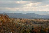 North Carolina Mountains — Stock Photo