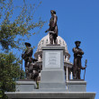Austin Monument - Mississippi FloridAlabamGeorgia — Stock Photo #3714573