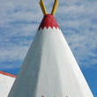 Stock Photo: Wigwam Motel