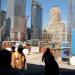 Stock Photo: World Trade Center Construction