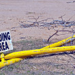 Stock Photo: Wading area