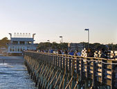 Myrtle Beach 2nd Avenue Pier — Stock Photo