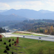 Asheville in the fall — Stock Photo #4136492