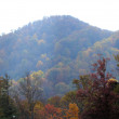 Asheville in the fall — Stock Photo #4136493
