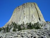 Devils Tower — 图库照片