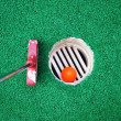 Miniature Golf — Stock Photo