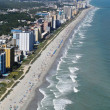 Stock Photo: Myrtle Beach - Aerial View