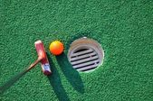 Miniature Golf — 图库照片