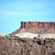 Arizona mountain landscape — Stock Photo