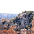 Stock Photo: Grand Canyon mountainside