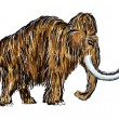 Stock Photo: Mammoth