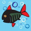 Fish. — Stock Vector #2758515