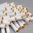 CIGARETTES ORIGINAL BACKGROUND — Stock Photo