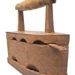 Old vintage rusty iron — Stock Photo #2908307