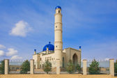 Asian muslim orthodox Islamic mosque. — Fotografia Stock