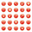 Royalty-Free Stock Vector Image: Business Buttons