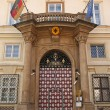 German embassy Prague — Stock Photo