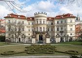 German embassy Prague — Stock Photo