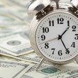 Time - money. Business concept. — Stock Photo #3312138