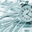 Time - money. Business concept. — Stock Photo #3312143