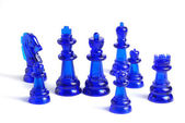 Chess figure isolated — Stock Photo