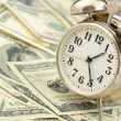 Time - money. Business concept. — Stock Photo #3494659