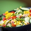 Mixed salad — Stock Photo #3422769