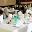 Elegant table decoration — Foto de Stock