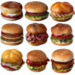 Fast food - Foto Stock