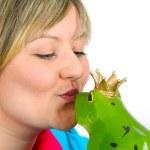Frog prince — Stock Photo #2740496