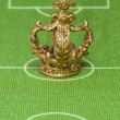 Soccer trophy — Stock Photo