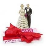 Wedding present — Stock Photo #3449384