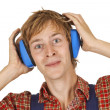 Royalty-Free Stock Photo: Ear Protection