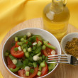 Mediterranean salad with tomato — Stock Photo #2808720