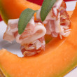 Honeydew, honey melon — Stock Photo