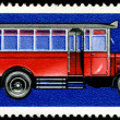 Postage stamp. Car YA - 6 - 1929. — Stock Photo