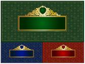Elegant banner — Stock Vector