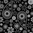 Paisley seamless — Vector de stock #2742741