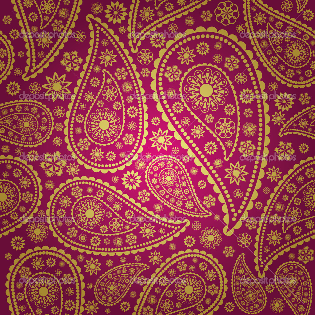 Paisley seamless  Stock Vector #2781076