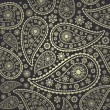 Royalty-Free Stock Immagine Vettoriale: Paisley seamless