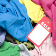 Clothing at FleMarket Sale — Stock Photo #2768829