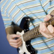 Guitar player — Stock Photo #2888521