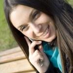 Phone Portrait — Stock Photo #2903985