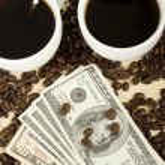Rich coffee — Stock Photo