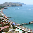 Sudak of Crimea. — Stock Photo