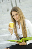 Coffeebreak — Stock Photo