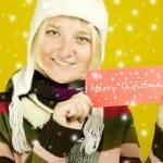 Merry Christmas — Stock Photo #3627898